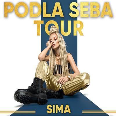 SIMA: Podla Seba Tour 2019 - Pardubice