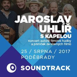 SOUNDTRACK <br>Jaroslav Uhlíř s kapelou <br>Výběr největších hitů