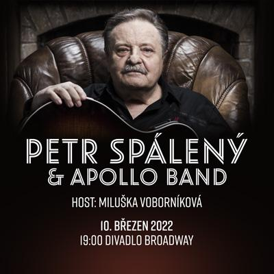 PETR SPÁLENÝ & APOLLO BAND