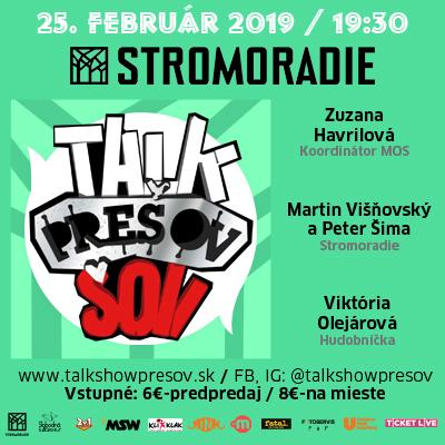 Talkshow: Prešov 2019