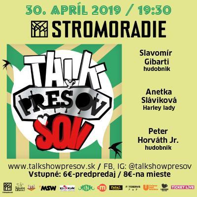 Talkshow Prešov XXVI.
