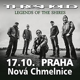 LEGENDS OF THE SHIRES<br>THRESHOLD