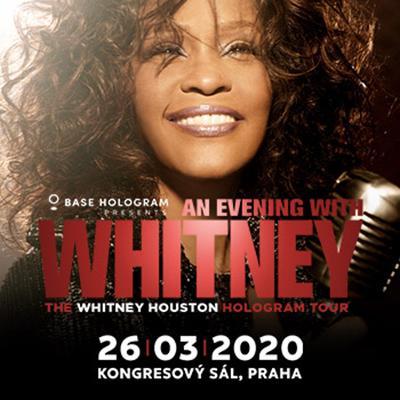 Whitney Houston Hologram World Tour 2020