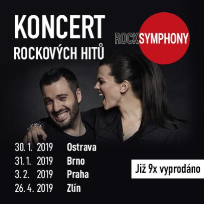 ROCKSYMPHONY 2019 <br>Marta Jandová & <br>Václav Noid Bárta