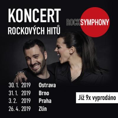 ROCKSYMPHONY 2019 <br>Praha