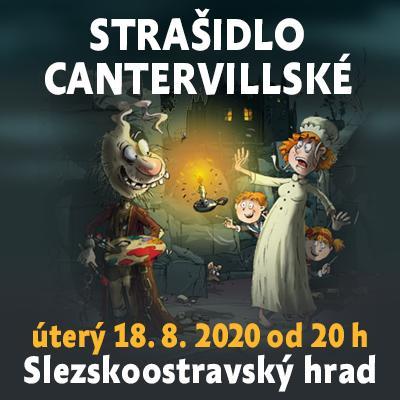 Strašidlo cantervillské / Ostrava 18.8.2020