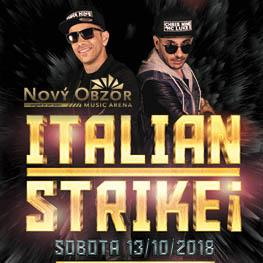 ITALIAN STRIKE / Chris Nine & MC Luke S