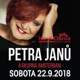 PETRA JANŮ & Amsterdam