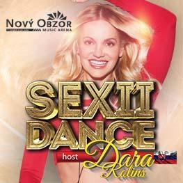 SEXII DANCE with DARA ROLINS <br> MOST