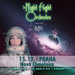 The Night Flight Orchestra <br>European Tour 2018