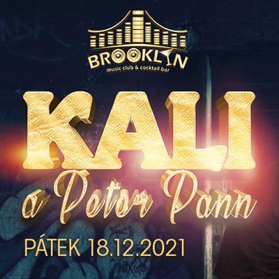 KALI a Peter Pann 2021 live