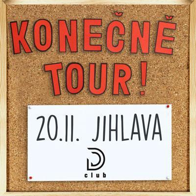 PEKAŘ - KONEČNĚ TOUR