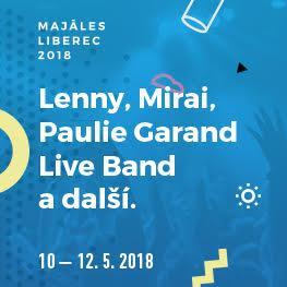 Majáles Liberec 2018