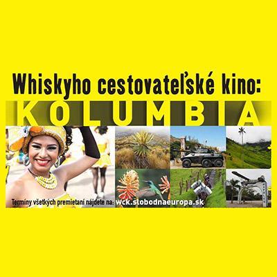 Whiskyho cestovateľské kino - Kolumbia