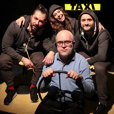 31.Víkend atraktívneho divadla - GUnaGU Taxi Bratislava