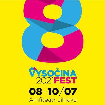 Vysočina Fest 8. - 10. 7. 2021