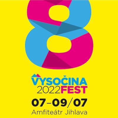 Vysočina Fest 07. - 09. 07. 2022