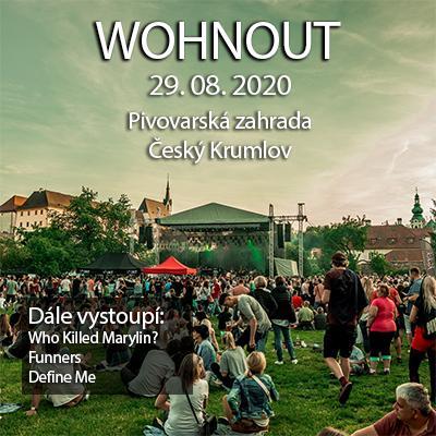 Wohnout Český Krumlov 2020